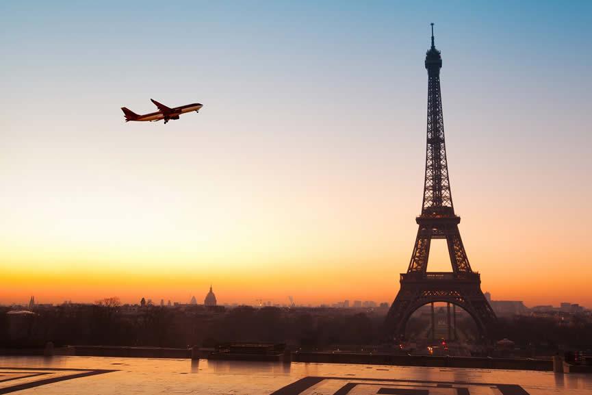 Anwalt Frankreich: Entschädigung bei Fluglotsenstreik in Frankreich?