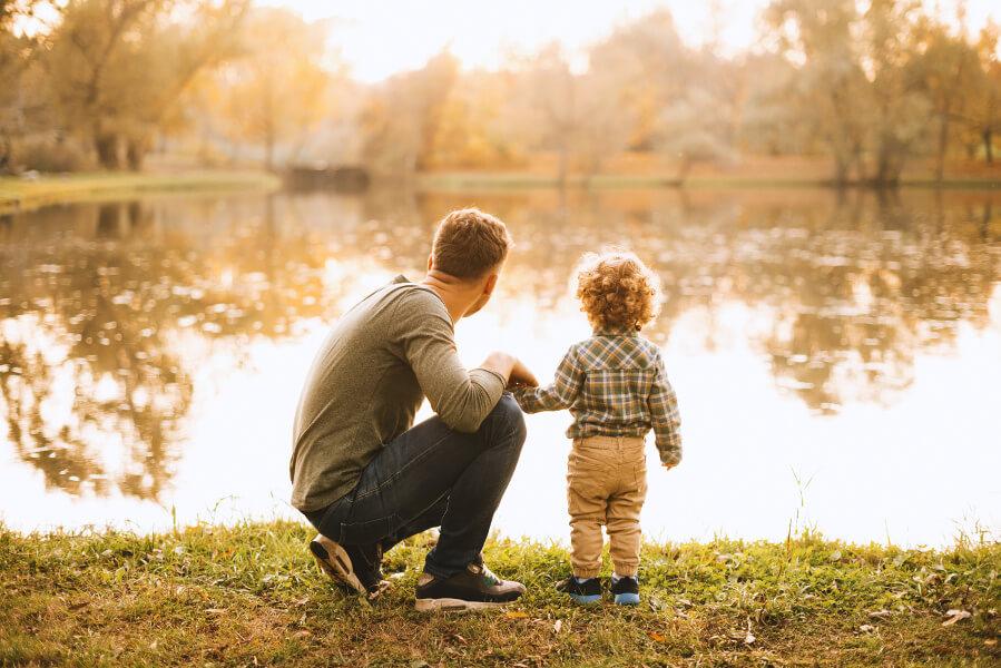 Elternzeit in Frankreich